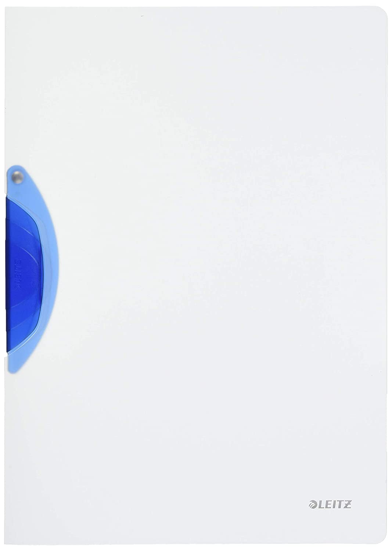 Confezione da 6 formato A4/Magic Clip File colore: nero Blue Leitz/ /Cartellina ColorClip