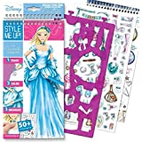 Style Me Up! The Cinderella Collection - Small Sketchbook (english)