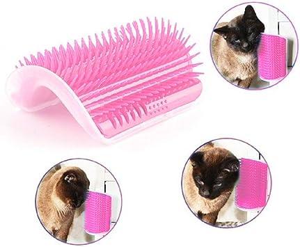 epillo de masaje para gato con juguete para gatos,Rascador de ...