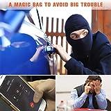 3 Pcs RFID Signal Blocking Case, Waterproof Faraday Bag for Key Fob Anti-Hacking Case Blocker for Wireless Car Keys, Key FOBs, Keyless Entry, Car Key Remotes, Credit Card