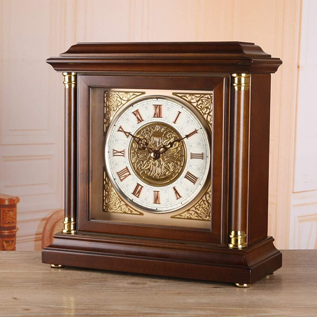 Relojes de mesa Sala de Estar Decoración Reloj de Escritorio Sin ...