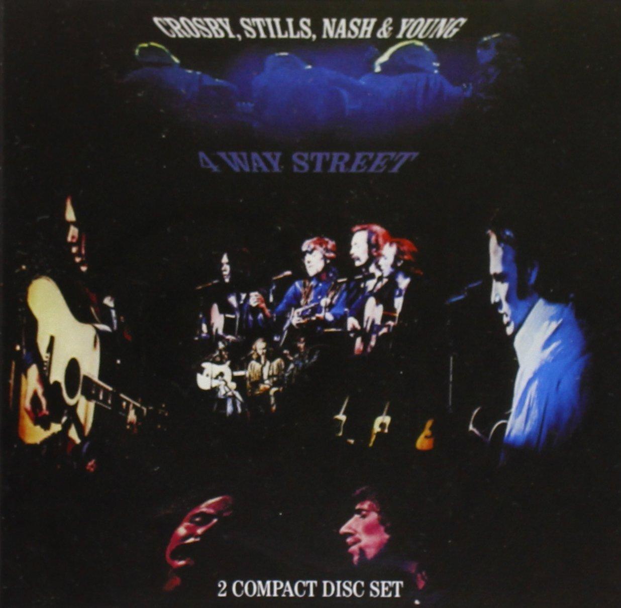 4 Way Street by CROSBY STILLS NASH & YOUNG