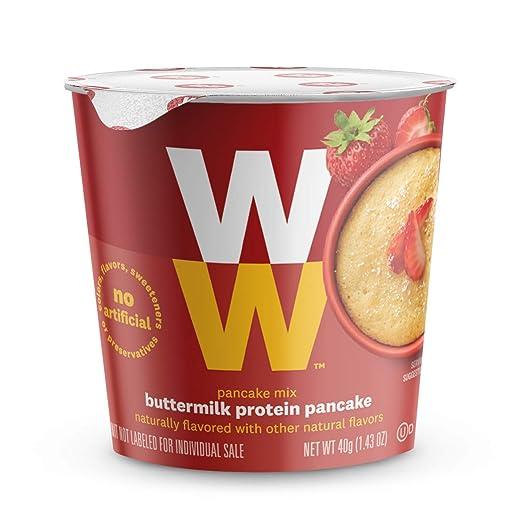 Weight Watchers Buttermilk Protein Pancake