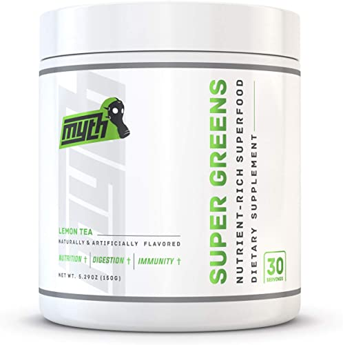 Myth Labs Super Greens Powder