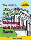 The U. S. Supreme Court Coloring Book, Jenny B. Davis, 1627223991