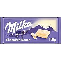 Milka Chocolate Blanco con Leche, 100g