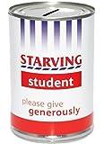 Starving Student Fund Savings Tin (Standard)