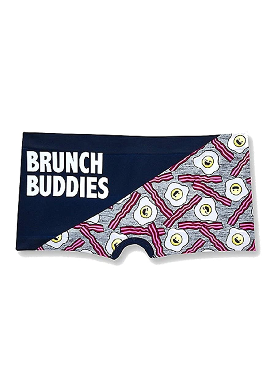 12//14, Brunch Buddies Justice for Girls Seamless Shortie Panty