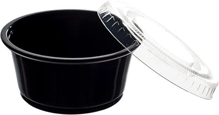 Top 10 Disposable Food Black Condiment