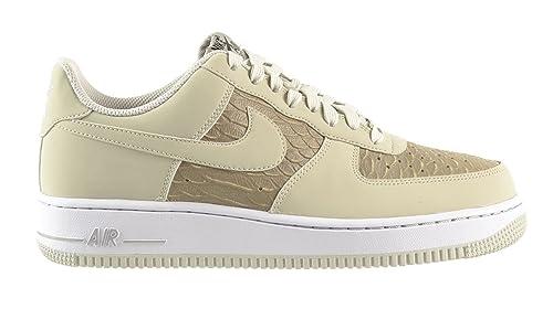 10a3b5a771a0 Nike Air Force 1 Men s Shoes Light Ash Grey-White 488298-055 (11.5 D ...
