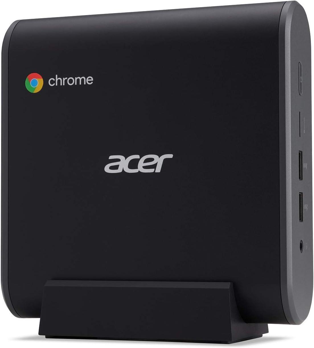 Acer Chromebox CXI3-i38GNKM, Intel i3-7130U, 8GB DDR4, 64GB SSD, Google Chrome Operating System