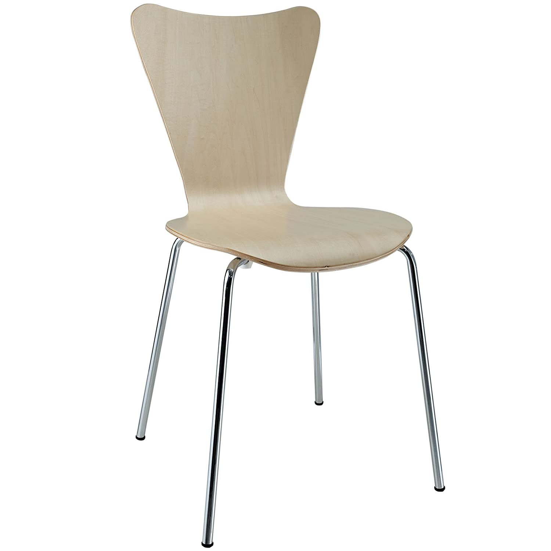 Amazon.com: Ernie Side silla de comedor: Kitchen & Dining