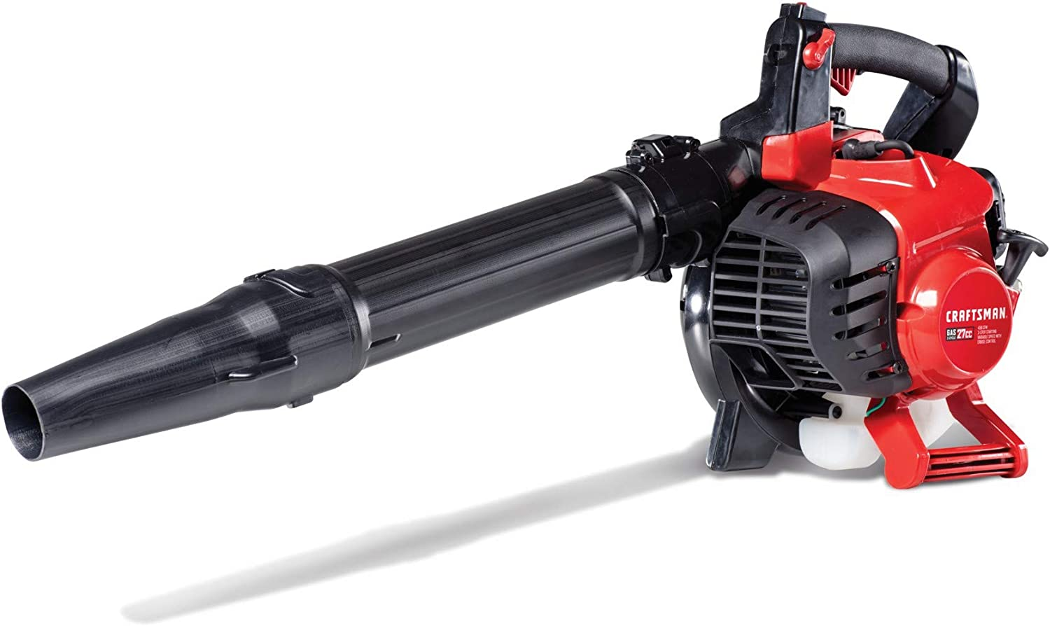 Craftsman BV245 27cc 2-Cycle Full Crank Engine Gas Powered Vac Leaf Blower