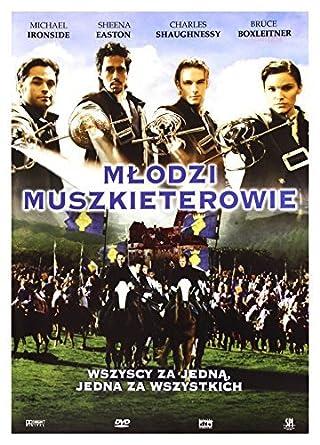 Young Blades Region 2 English audio by Tobias Mehler: Amazon ...