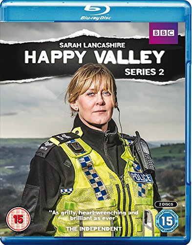 Happy Valley Season 2 Blu ray product image
