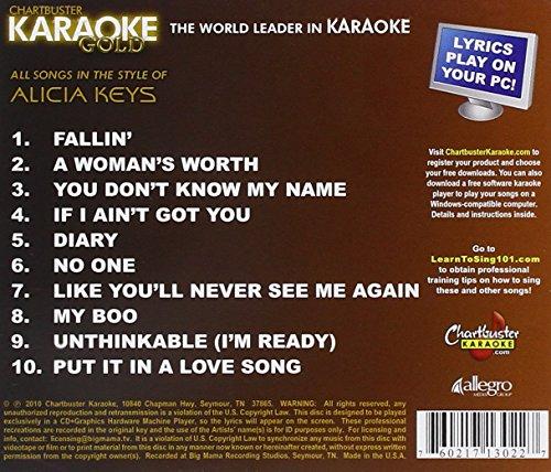 Alicia keys no one karaoke download | Peatix