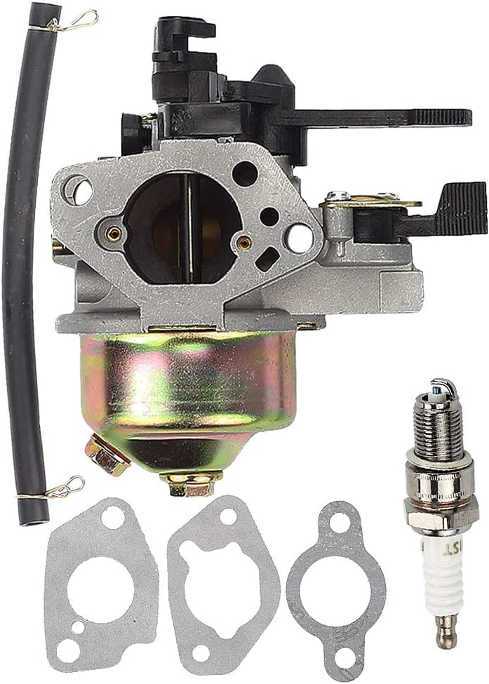 FitBest New Carburetor with Gaskets Insulator for Honda Gx240 8hp Gx270 9hp Engines Replaces 16100-ZE2-W71 /& 16100-ZH9-W21