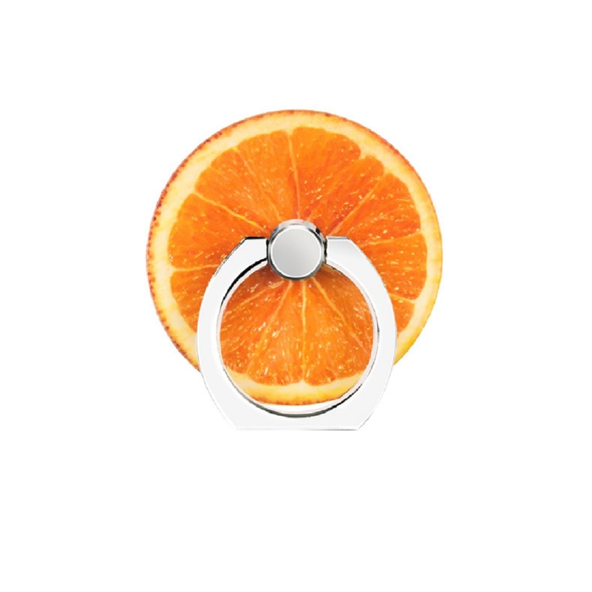 Color 1 Ayiqi Cell Phone Holder Universal Rotation Summer Fruit Phone Grip kickstand Smartphone Cell Phone Ring Holder for All Cell Phones iPad