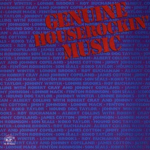 Genuine Houserockin' Music (Vol. 1)