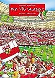 Mein VfB Stuttgart: Bachems Wimmelbilder