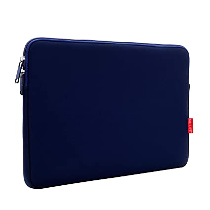 9ce7990eb180 ONE LIFE 13 Inch Waterproof Laptop Sleeve Case Compatible with 13 Inch New  MacBook Air Pro, HP Dell Sony ASUS Acer Lenovo(13 Inch, Navy)