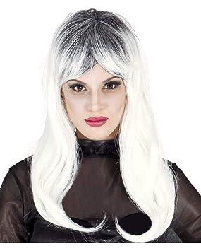 Peluca De Mujer Zombie A La Medida De Los Hombros