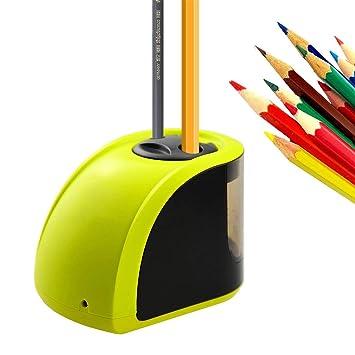 Elektrischer Anspitzer LATOW 3 Größen Stahlfräser Bleistiftspitzer Automatischer