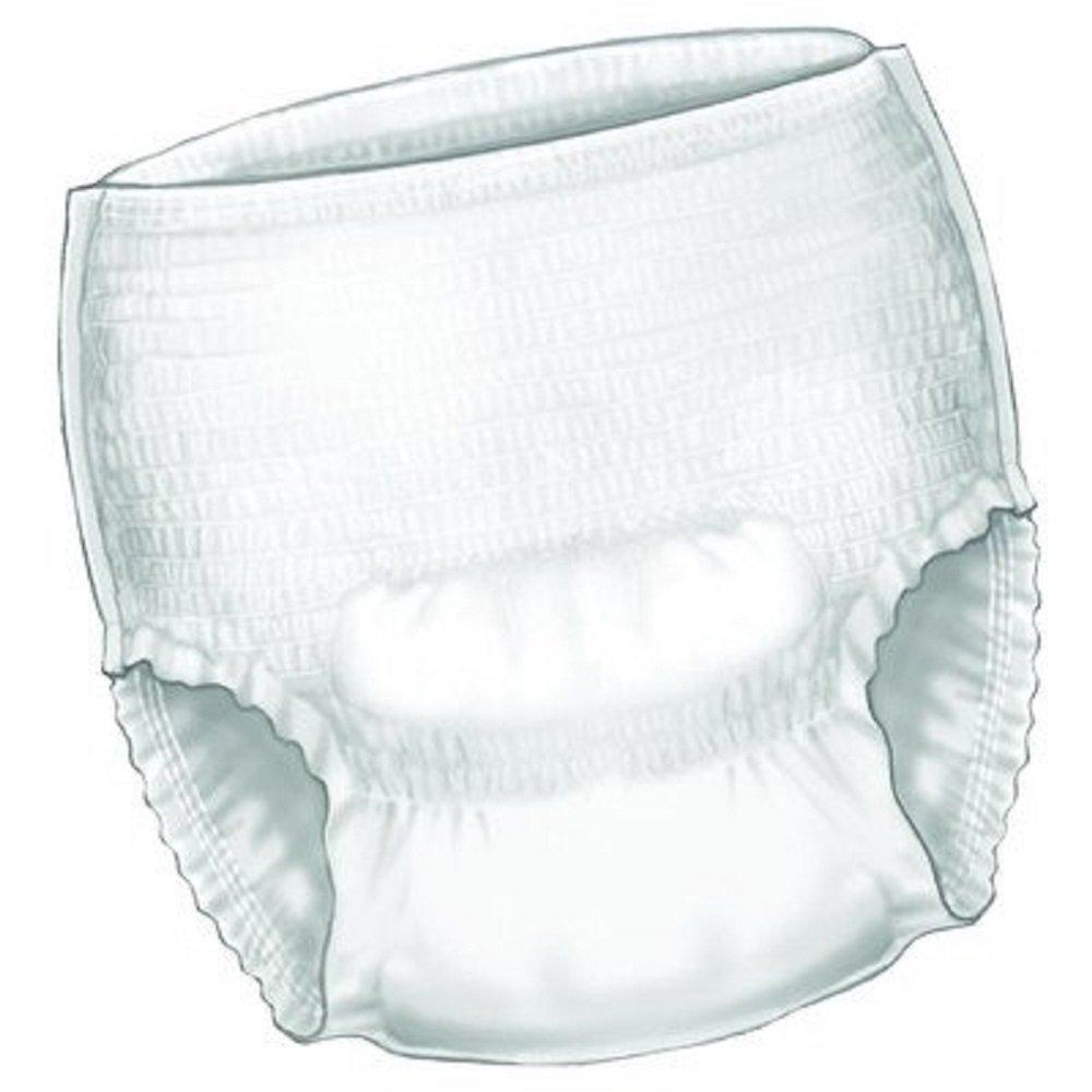 SureCare Protective Underwear, Plus, Small/Medium, Case/80 (4/20s)