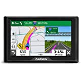 "Garmin Drive 52:  GPS navigator with 5"" display features easy-to-read menus and maps plus information to enrich road trips"