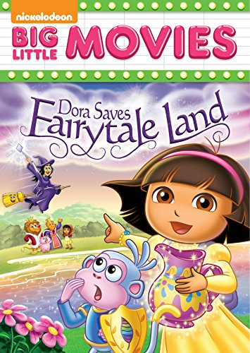 Dora Rocks - Dora the Explorer: Dora Saves Fairytale Land