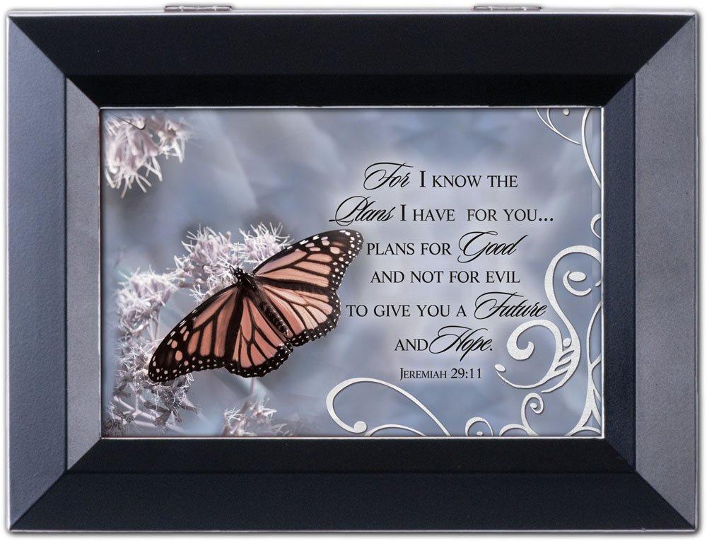【開店記念セール!】 Cottage B00BRX42C6 Garden For I Know The Plans Black Black Digital I Music Box/ Jewellery Box Plays Butterfly Kisses B00BRX42C6, 八潮市:78f1e8bd --- arcego.dominiotemporario.com
