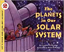 solar system books 3rd grade - photo #9