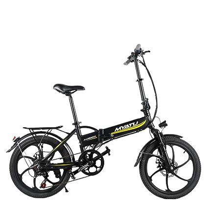 Amazon Com Unbekannt 20 Folding Electric Bike With 36v 8ah