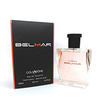 Goldarome Gh107 Belmar Eau De Toilette For Women 100 Ml Amazonco
