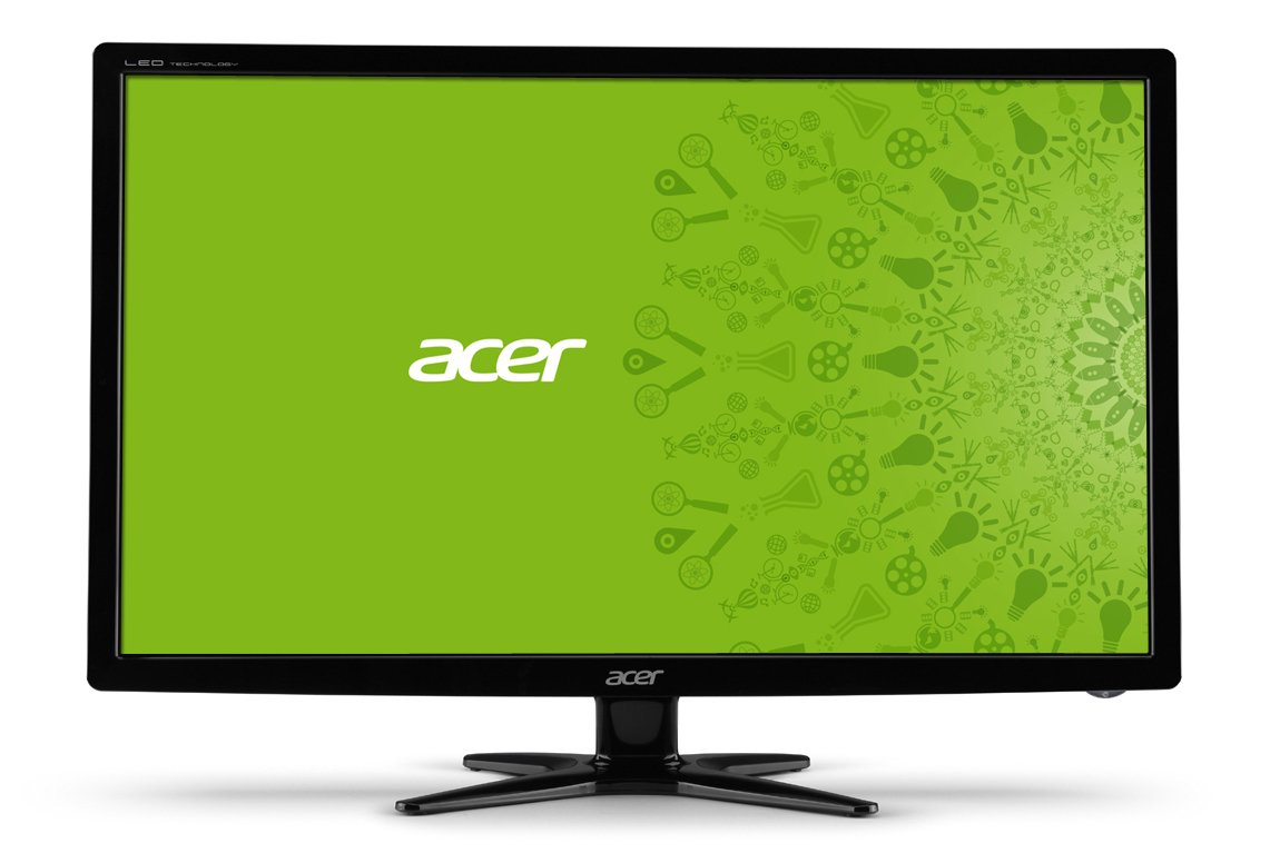 Acer G246HL 24-Inch Screen LED-Lit Monitor by Acer