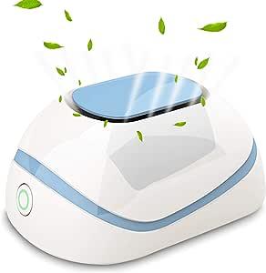 para Oficina purificador de Aire Recargable Benkeg Generador de ozono purificador de Aire el/éctrico eliminador de olores y para el hogar