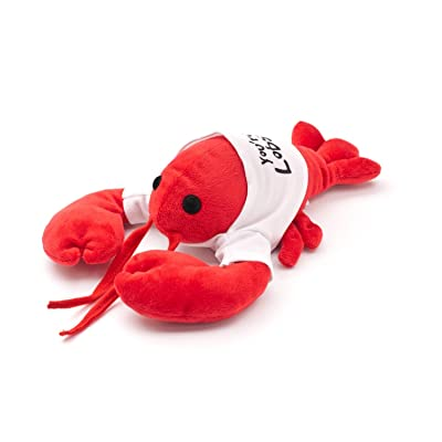 """You're My Lobster"" Plush in cute White T-Shirt, inspired by Friends"
