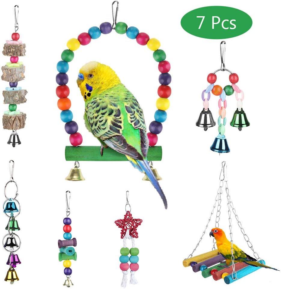 Spielzeug für Vögel