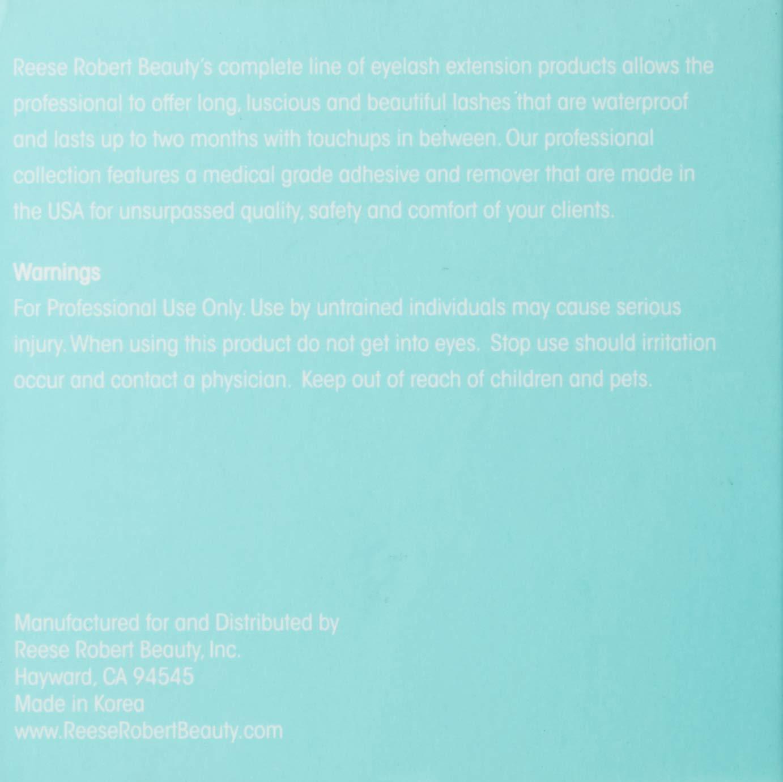 120a8386137 Amazon.com: Reese Robert Beauty Eyelash Extend Pre-Curled Lash Extensions,  14mm: Beauty