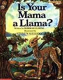Is Your Mama a Llama?, Deborah Guarino, 0590447254
