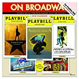 Time Factory On Broadway 12'' x 12'' January -December 2019 Wall Calendar (19-1056)