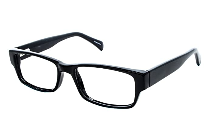 Amazon.com: Lunettos Taylor Mens Eyeglass Frames - Red: Clothing