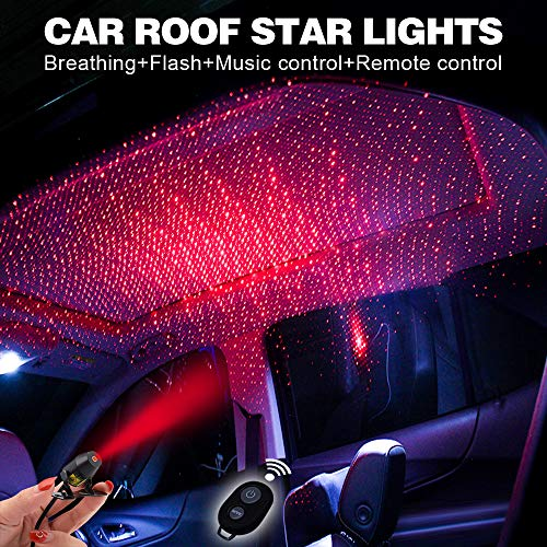 interior decorative projection interiors Red Starry product image