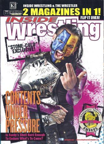 - Inside Wrestling & the Wrestler Volume #51 (Pro Wrestling Illustrated)