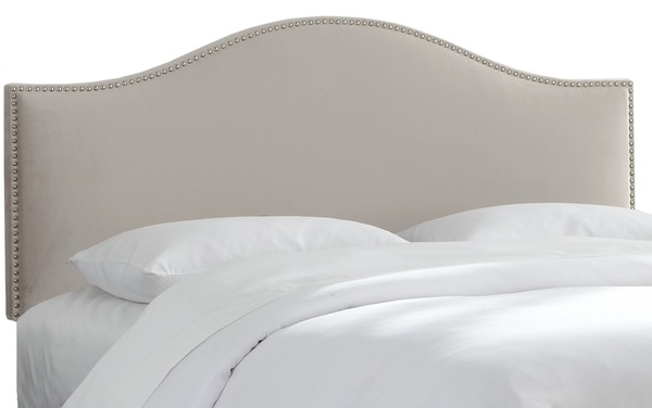 Skyline Furniture Premier Platinum Nail Button Headboard - 17923836 - Overstock.com Shopping - Big Discounts on Skyline Furniture Headboards
