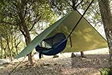 Camping Hammock with Mosquito Net,Double Persons Bed Tent Portable Cot for Relaxation,Traveling,Outside Leisure,290