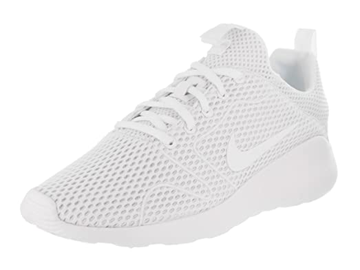 competitive price 6f645 34550 ... usa nike mens kaishi 2.0 se white white pure platinum running shoe 9  men us 70e87