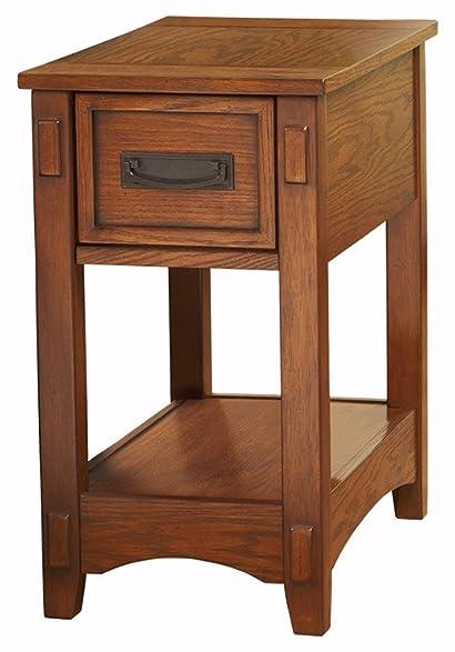 Amazoncom Ashley Furniture Signature Design Breegin Chairside