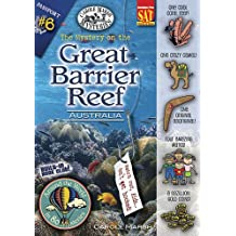 The Mystery on the Great Barrier Reef: Australia (Around the World in 80 Mysteries Book 6)