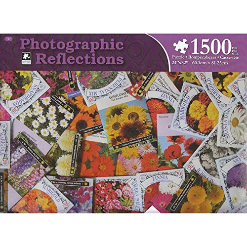 1500 Seeds (Karmin Photographic Reflections Seeds 1500 Piece Puzzle)